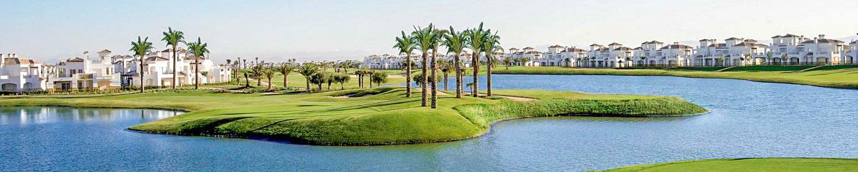 Murcia Golf Resorts - Alhambra Villas - Houses for Sale in Spain